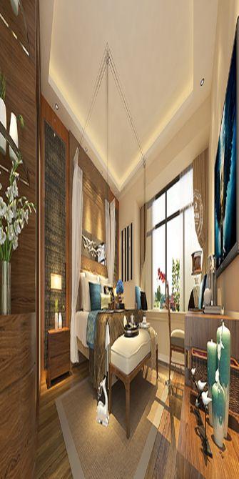 140平米四东南亚风格卧室图