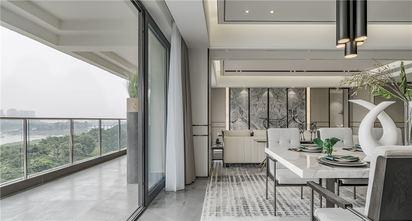 120平米美式风格客厅图片大全