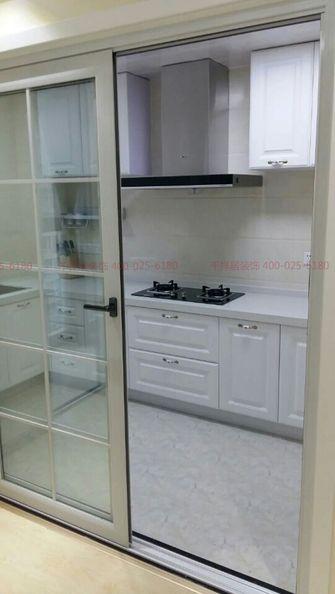 100平米三室两厅欧式风格厨房图片大全