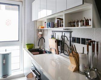 60平米一室一厅中式风格厨房图片大全
