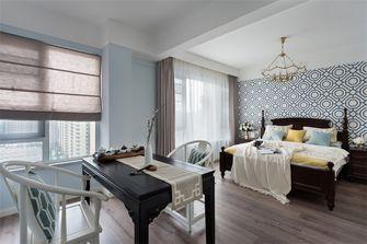 80平米三室两厅美式风格卧室图片大全