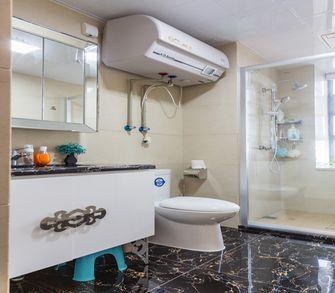 140平米四室两厅欧式风格卫生间浴室柜装修图片大全