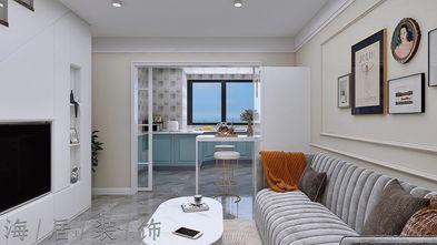 50平米小户型现代简约风格客厅设计图