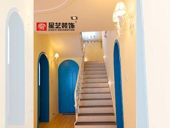 20万以上140平米别墅地中海风格楼梯设计图