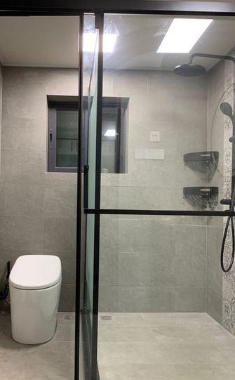 100平米四东南亚风格卫生间设计图