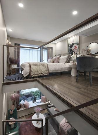 30平米小户型现代简约风格阁楼欣赏图