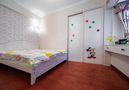 140平米美式风格儿童房效果图