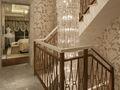 20万以上140平米别墅法式风格楼梯设计图