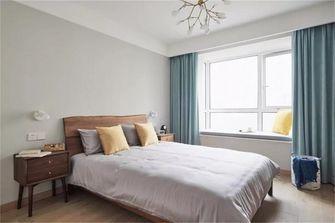 80平米公寓日式风格卧室装修案例