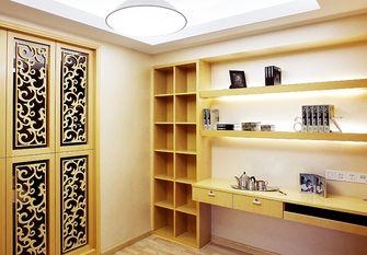 120平米三室三厅新古典风格书房装修图片大全