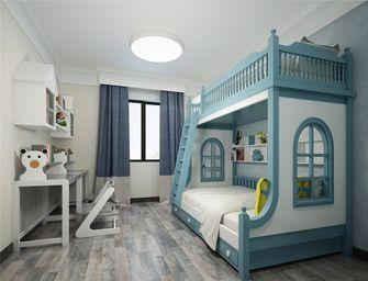 120平米三中式风格儿童房装修案例