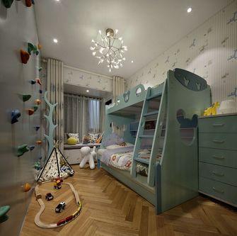 80平米宜家风格儿童房效果图
