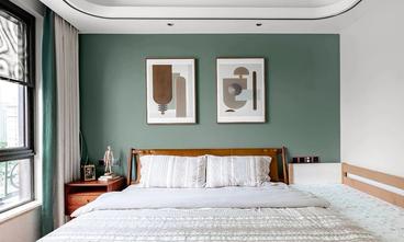 100平米四室两厅宜家风格卧室图