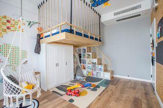 100平米三室两厅混搭风格儿童房效果图
