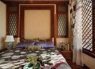 100平米三室一厅东南亚风格楼梯间设计图
