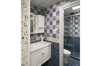 140平米四室两厅欧式风格卫生间欣赏图