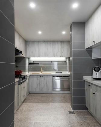 140平米四室一厅北欧风格厨房装修效果图