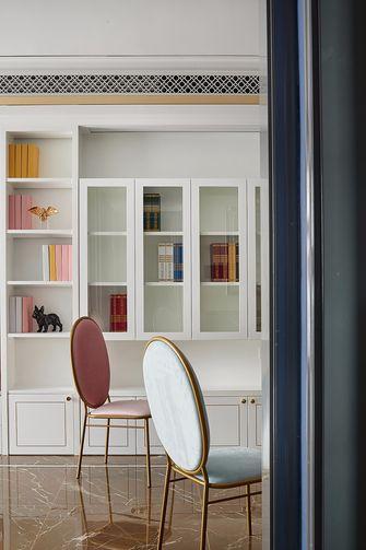 100平米三室一厅法式风格卫生间图片