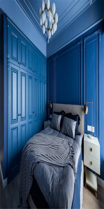 120平米四室两厅法式风格卧室图片