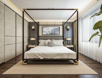 140平米别墅中式风格卧室图片