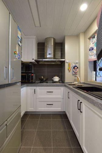 50平米小户型混搭风格厨房装修图片大全