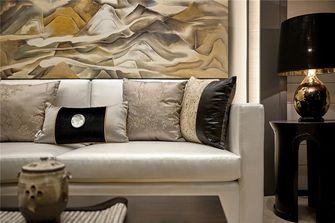 140平米公寓中式风格客厅图