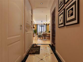 100平米三室两厅北欧风格玄关图