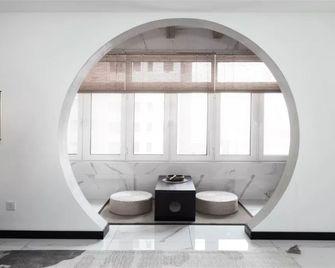 140平米三室两厅中式风格阳台设计图