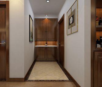 140平米三室一厅中式风格走廊效果图