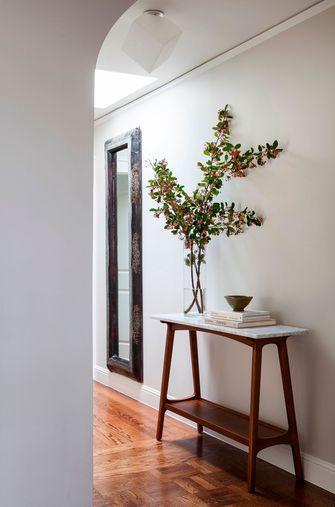 120平米三室两厅现代简约风格玄关图片
