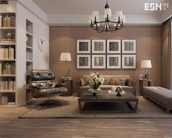 140平米三室两厅中式风格阁楼图片
