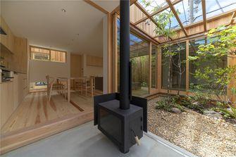 140平米别墅日式风格阳光房装修效果图