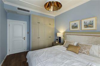 100平米四室两厅美式风格卧室欣赏图