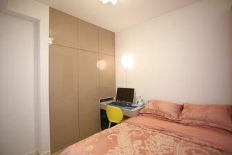 100平米现代简约风格卧室橱柜欣赏图