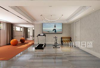 140平米别墅法式风格健身室效果图