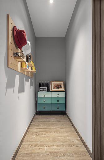 90平米现代简约风格储藏室欣赏图