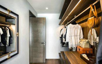 120平米三室两厅混搭风格衣帽间装修图片大全