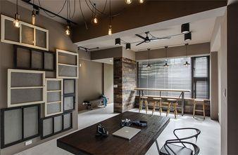 100平米三室两厅新古典风格餐厅装修案例