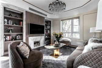 20万以上140平米复式法式风格客厅装修案例