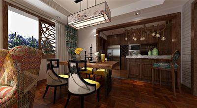 140平米复式混搭风格餐厅装修案例