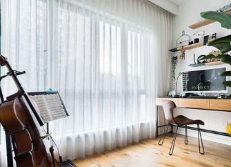 130平米三室两厅北欧风格阳光房图