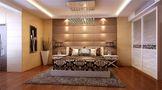 5-10万100平米三室三厅东南亚风格卧室装修效果图