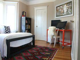 5-10万120平米三室一厅混搭风格卧室图片大全