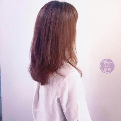剪发造型作品图