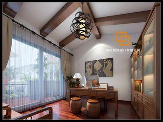 富裕型130平米四室四厅东南亚风格阳光房设计图
