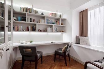 140平米三室一厅其他风格书房图片大全
