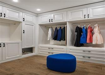 100平米三室一厅北欧风格衣帽间装修效果图