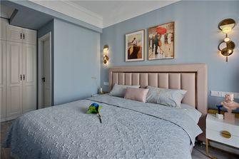 90平米四室两厅美式风格卧室图片大全