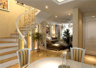 豪华型140平米四室两厅中式风格楼梯设计图