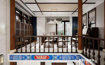 140平米四室两厅中式风格楼梯间效果图